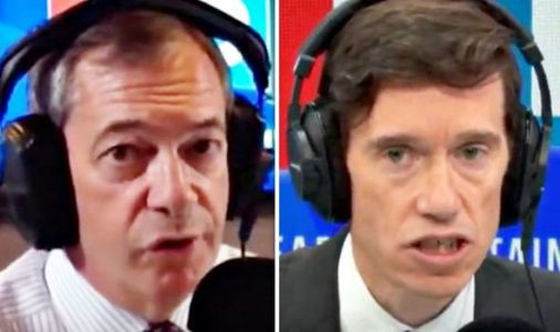 Rory Stewart makes shock offer to Farage to enter Brexit negotiations if he becomes PM