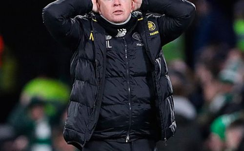 Neil Lennon slams 'individual mistakes' that cost Celtic place in Europa League last 16