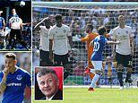 Everton 4-0 Manchester United: Toffees heap misery on Solskjaer with wonder strikes