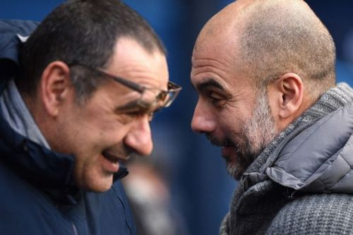 Pep Guardiola shocked by instability at Chelsea as Maurizio Sarri faces sack
