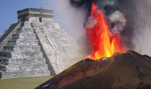 Archaeology news: Study confirms volcanic eruption wiped-out Maya civilisation