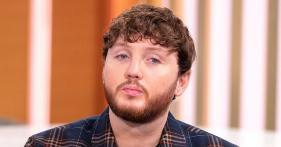 James Arthur wants to 'drop a couple of stone' after lockdown weight gain due to sweet tooth