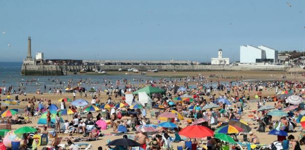 Drowning Of Six-Year-Old On Crowded Margate Beach Was A 'Tragic Accident', Coroner Rules