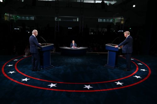 Trump vs. Biden: all the key moments from the first US presidential debate