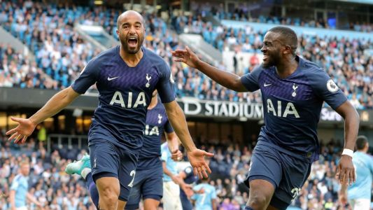 VAR denies City winner in draw with Tottenham