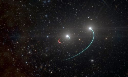 Astronomers find closest black hole yet in 'nearby' star system