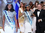 Miss World says 'representation' is a beautiful thing as she's reunited with Piers Morgan on GMB