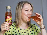 Woman finds 26-year-old bottle of Lucozade in her childhood bedroom wardrobe and DRINKS it