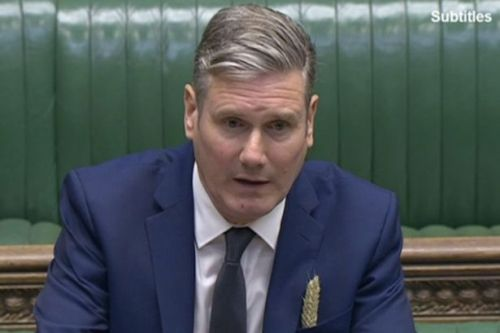 Keir Starmer self-isolating after family member shows Covid symptoms