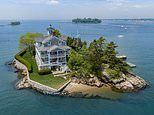 Three of Connecticut's Thimble Islands hit the market for a total of $5.3million
