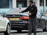 Birmingham police tell shoppers not to give money to beggars