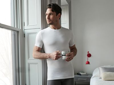 The best men's undershirts, from affordable cotton tees to high-tech base layers