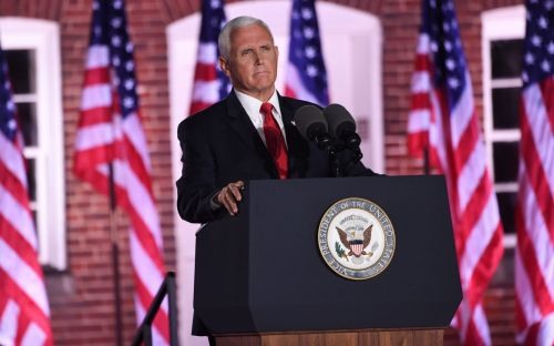 Meet Mike Pence, America's vice-president and Trump's right-hand man