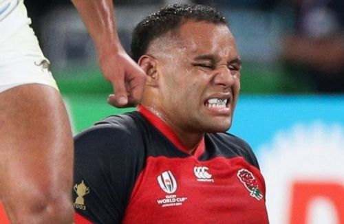 Rugby World Cup: Billy Vunipola trains with England, but Jack Nowell is missing ahead of huge Australia quarter-final