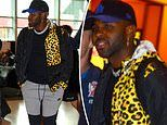 Jason Derulo wears quirky outfit in Sydney RNB Fridays