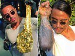 Salt Bae's London restaurant will include a 24-Carat gold plated tomahawk steak