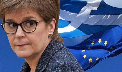 Dream on, Nicola! Sturgeon issued warning over rejoining 'ruthlessly hard-nosed' EU