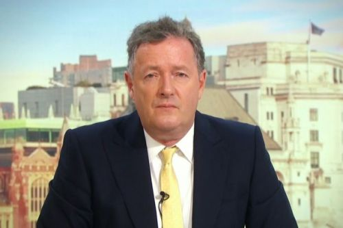 Piers Morgan thinks his coronavirus scare was caused by 'worst hay fever ever'