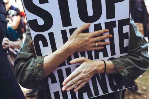 Climatestrike: our house is on fire, it's time to act like it