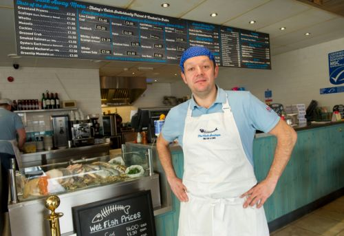 Britain's 15 best fish and chip shops revealed - does YOUR local make the cut?
