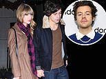 Harry Styles steals ex-girlfriend Taylor Swift's spot at the top of the Billboard Hot 100