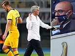Jose Mourinho 'becoming increasingly frustrated with club's failure to land a new striker'