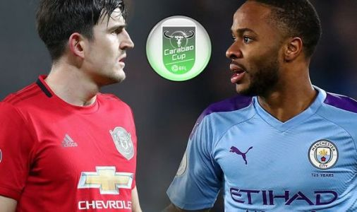 Man City vs Man Utd live stream and TV channel: How to watch Carabao Cup semi-final clash