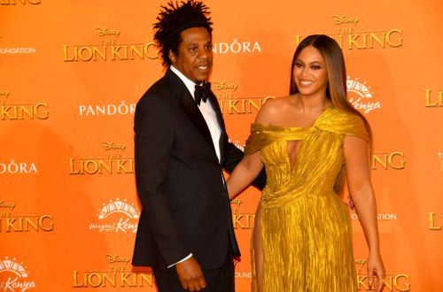 Jay Z reveals why he loves making music with his wife Beyonce: 'She's very inspiring'