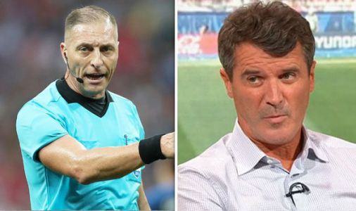 VAR: Roy Keane slams 'idiot' referee and Ian Wright over World Cup final penalty decision