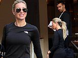 Roxy Jacenko, 40, races back to the medispa to top up her fillers as clinics reopen after lockdown