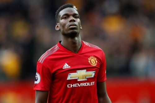 Jose Mourinho tells Paul Pogba he 'will never captain Manchester United again'