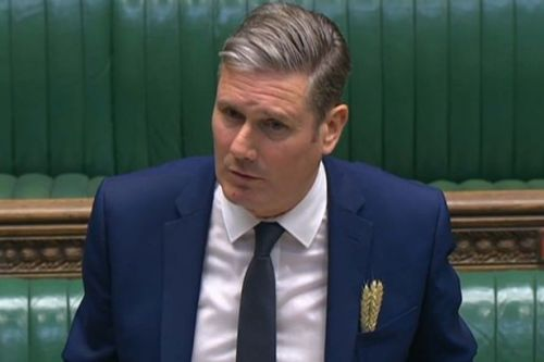 Keir Starmer self-isolates as family member shows covid symptoms