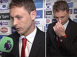 Manchester United midfielder Nemanja Matic delivers damning assessment after Everton thrashing