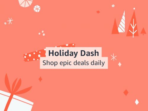 Amazon's Holiday Dash sales event promises Black Friday-like prices now through November 19 - here are the best deals available now