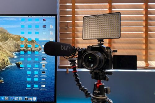 How to improve your video, whether you're video calling or vlogging from home