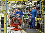 Ford's Brexit warning as profits slide by £760m: Car giant may scale back in the UK
