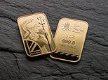 Gold sales surge at the Royal Mint in the festive period