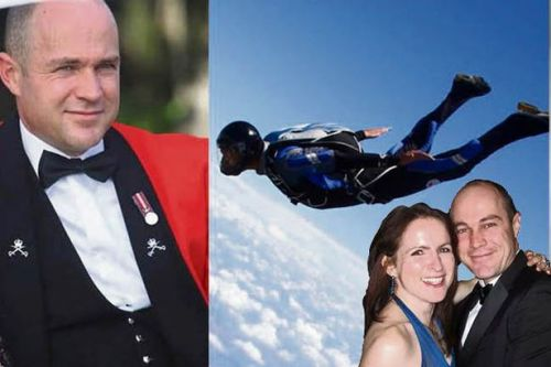 Army Sergeant found guilty of attempted murder of wife by tampering with her parachute
