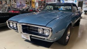 Jay Leno and his cars: inside the famous petrolhead's garage