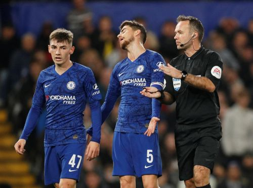 Jorginho looks set to leave Chelsea after missing out for teenager once again