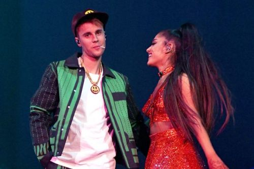 Ariana Grande thanks Justin Bieber for joining her for surprise duet at Coachella