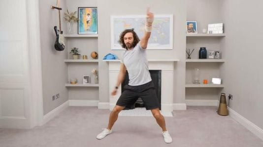 How to watch Joe Wicks' PE workout right now