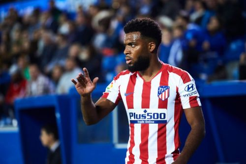 Man Utd and Arsenal target Thomas Lemar set to be offloaded by Atletico Madrid this summer