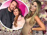 Pregnant Dani Dyer 'made 16k MORE than her actor dad Danny last year'