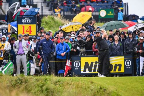 The Open tee times brought forward on Sunday due to expected bad weather at Portrush