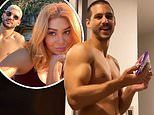 Married At First Sight's Martha Kalifatidis films boyfriend Michael Brunelli in the nude