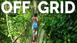 Followtheboat: Going off-grid in a Malaysian national park