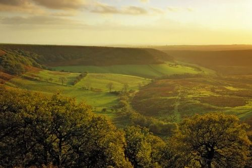 Yorkshire Dales have been named the best national park in Europe
