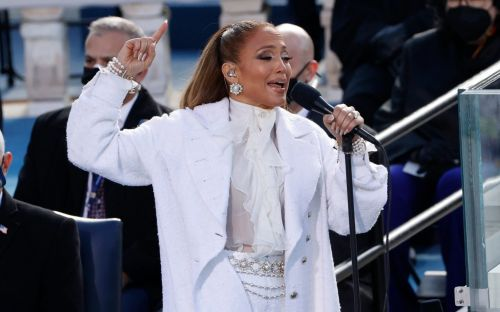 Jennifer Lopez and Lady Gaga champion couture and diamonds for their Inauguration performances