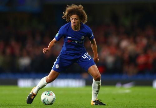 Chelsea's Ethan Ampadu spotted in Leipzig ahead of potential loan switch